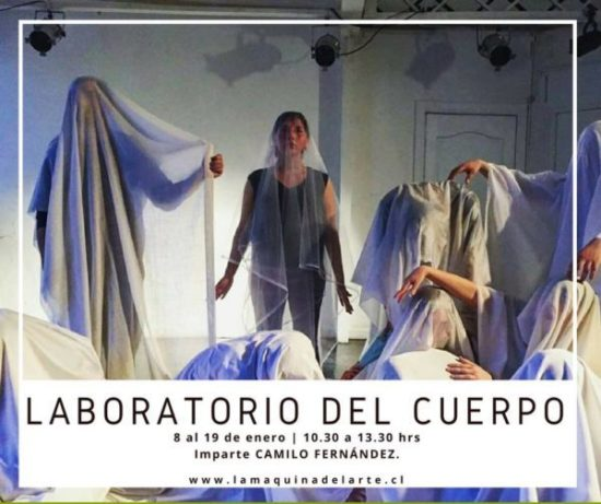 Enero'18/ LABORATORIO DEL CUERPO